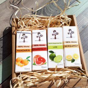 Citrus Mix-100% illóolaj válogatás a citrusok szerelmeseinek